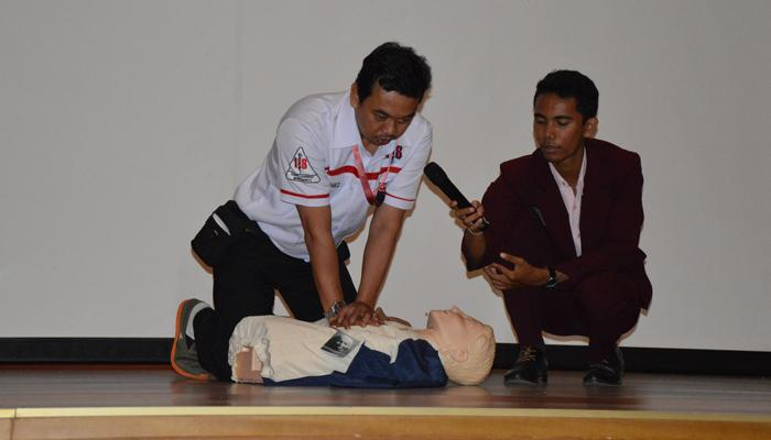 SEMINAR & WORKSHOP KEPERAWATAN GAWAT DARURAT EMERGENCY CARE IN NURSING AREA